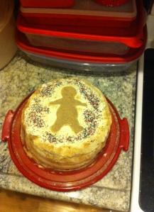 8 snickerdoodle cake