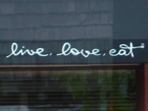 live.love.eat