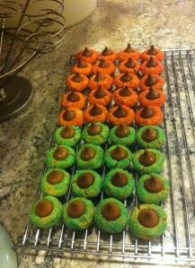 3 dozen cookies!