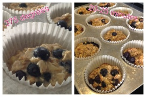 oatmeal cups before after
