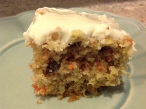 Weight Watchers Carrot Cake Cream Cheese Frosting