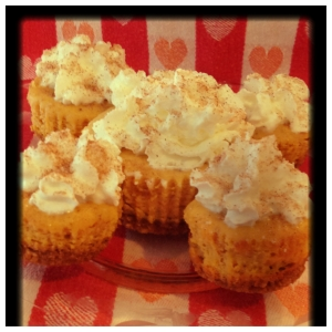 P Cheesecake cups