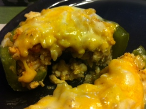 stuffed pepper cover