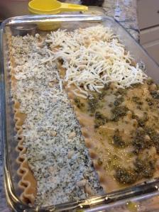 pesto lasagna1