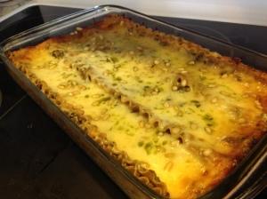 pesto lasagna2