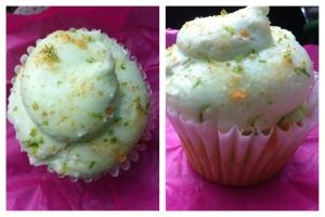 weekend cupcake