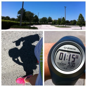 weekend run