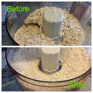 B-PB-O-C oatmeal