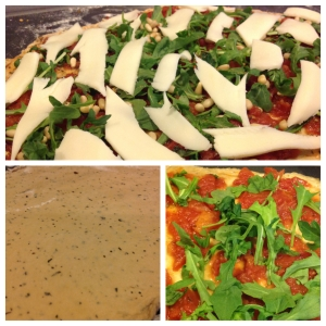 Pizza - Arugula make