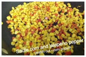 guac corn mix