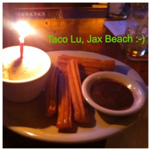 bday taco lu