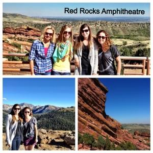 boulder red rocks