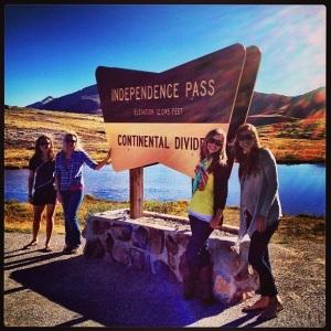 boulder road trip