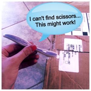 move scissors