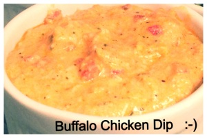 triple dip chicken cover