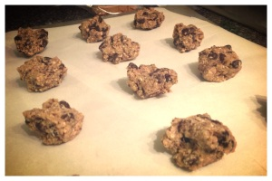 GF Cookies prebake
