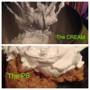 GF cheesecake PB