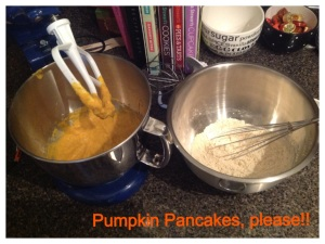 GF pumpkin mix