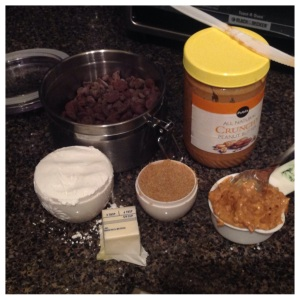 PB cups ingredients