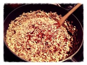 Choco Boiled Oats