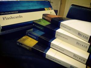 cpa books