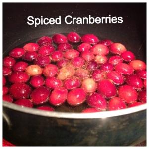 GF brie cranberries