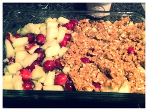 GF Cran Nut Apple pre bake