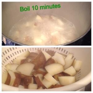 mashed pot potatoes