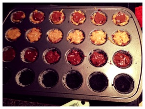 PBC Cheesecake stages
