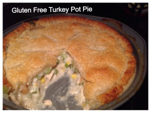 turkey pot pie cover