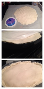 turkey pot pie crust