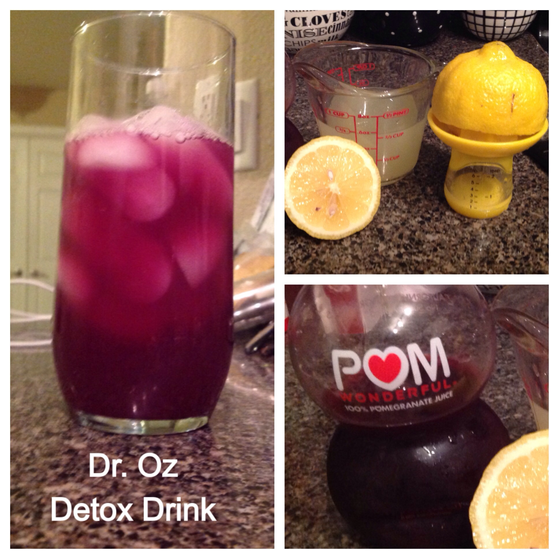 Dr oz 48 hour detox