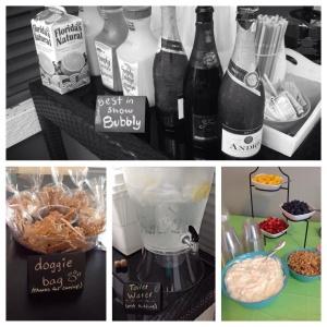 Dog-birthday-party-mimosas-parfait-theme